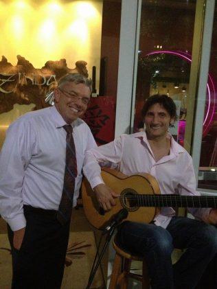 Ed & Greg Fishel