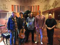 Ray Williams, Larry Crowe, Micheal Tiemann, and Randy Moreland at Manifold Recording