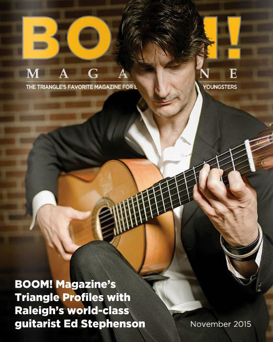 BOOM! Magazine November 2015