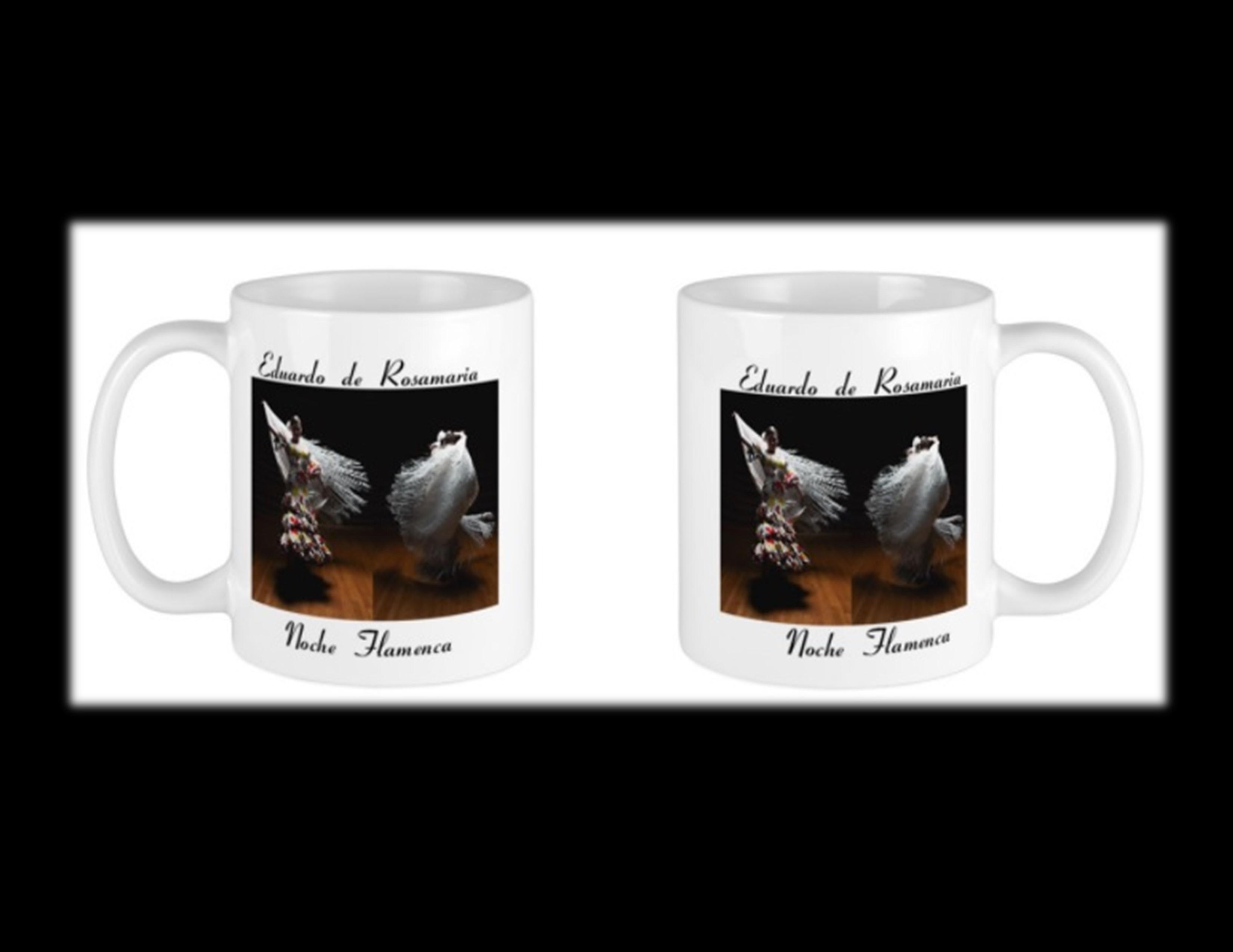 Noche Flameca Coffee Mug