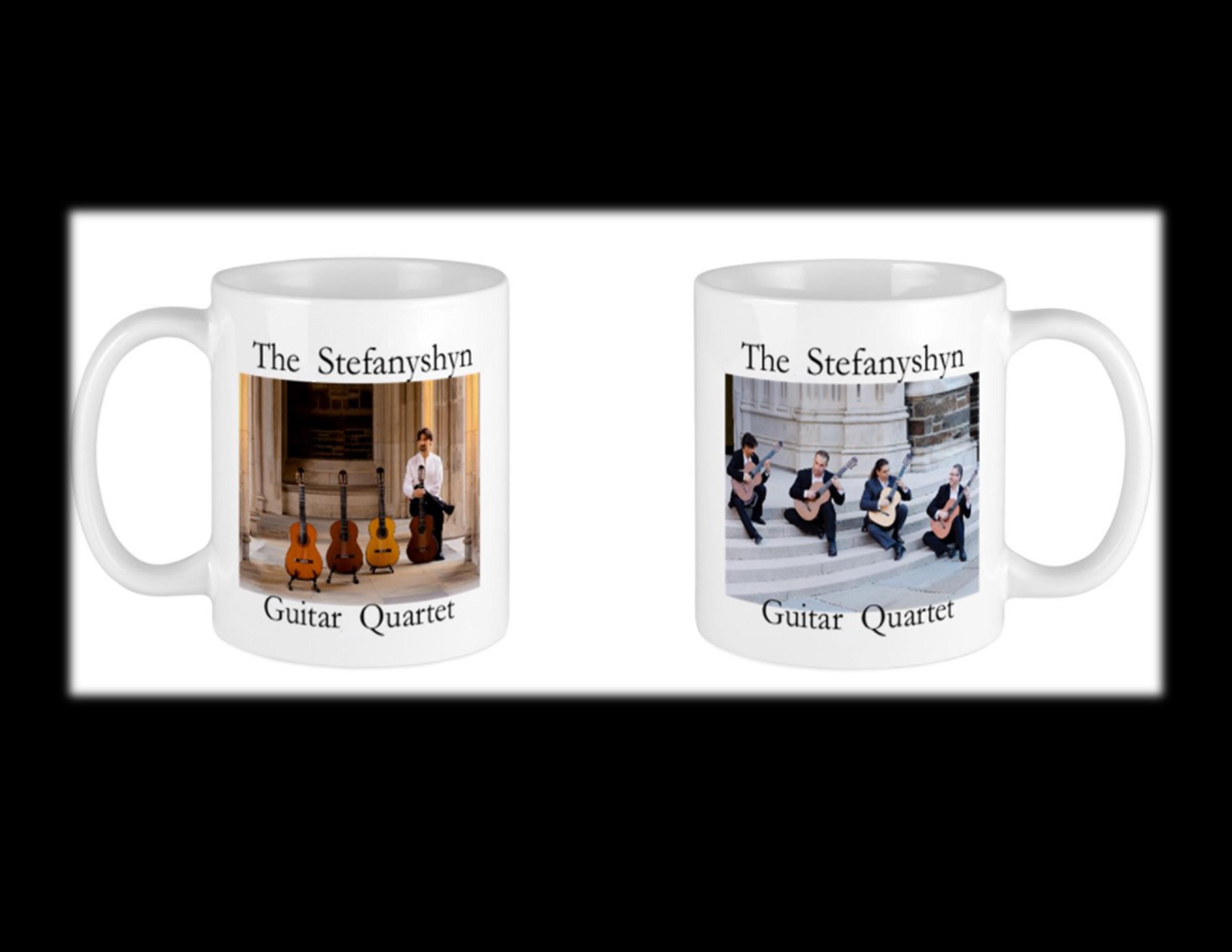 Sefanyshyn Guitar Quartet Mug